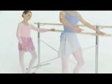 Барби: балерина в розовых пуантах. Уроки танцев (часть 3) [RUS]